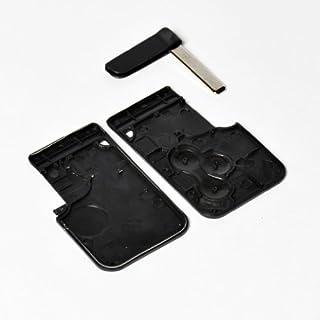Carcasa para llave con telemando para Renault Mégane 2, Scénic II, 3 botones e incluye espadín.