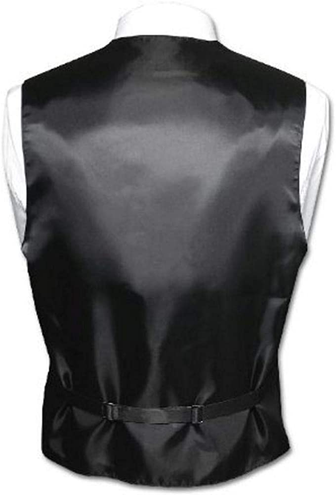 Italian Design Men's Formal Tuxedo Vest in Coral