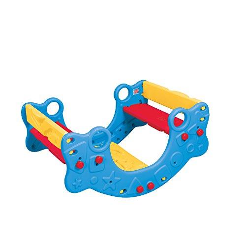 Kids Grow'N Up 3-in-1 Climber Rocker Bench Toy Ride