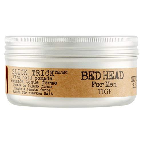 Tigi Bed Head Men Slick Trick Pomade, 1er Pack (1 x 75 g)
