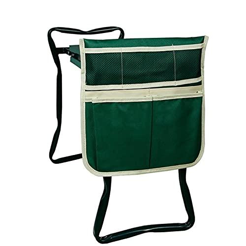 Garden Kneeler Werkzeugtasche, Oxford Tuch Aufbewahrungstasche Für Garten Kniebank Sitz Kniebank Gartenhocker Aufbewahrung Werkzeugtasche Tragbar Faltbarer Kniehocker Oxford Tuch Taschen