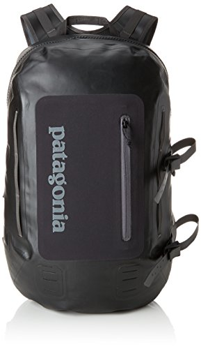 Patagonia Stormfront Pack, Unisex-Erwachsene Rucksack, Schwarz (Black), 36x24x45 cm (W x H x L)