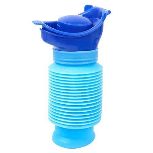 Mobile Mini Sac D'urine De Toilette Homme Pliant Tatami Bleu