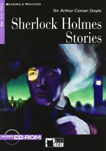 Sherlock Holmes stories. Con CD Audio. Con CD-ROM [Lingua inglese]
