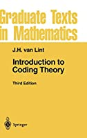 Introduction to Coding Theory (Graduate Texts in Mathematics)