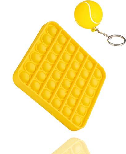 TK Gruppe Timo Klingler Fidget Toy Pop Push Pop It - geprüft & kinderfreundlich - für Kinder & Erwachsene - Push Bubble zur Ablenkung bei Stress & Nervosität (5)