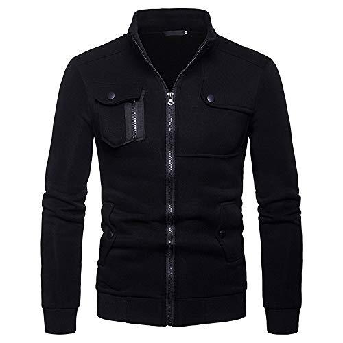 timemean coat for men full