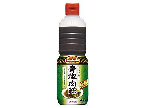 「Cook DoR」青椒肉絲用1Lボトル×6