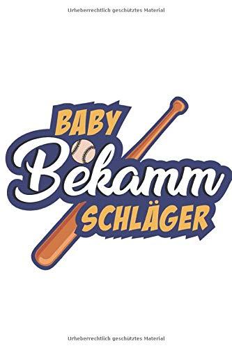 Baby Bekamm Schläger: Gepunktet 6×9 inch 120 seiten