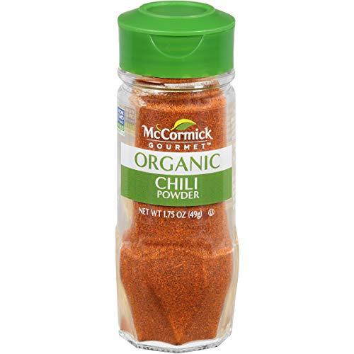 McCormick Gourmet Organic Chili Powder, 1.75 oz