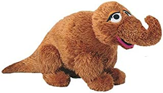Sesame Street Snuffleupagus Stuffed Toy - 3 Years & Above, Brown For 3 Years & Above