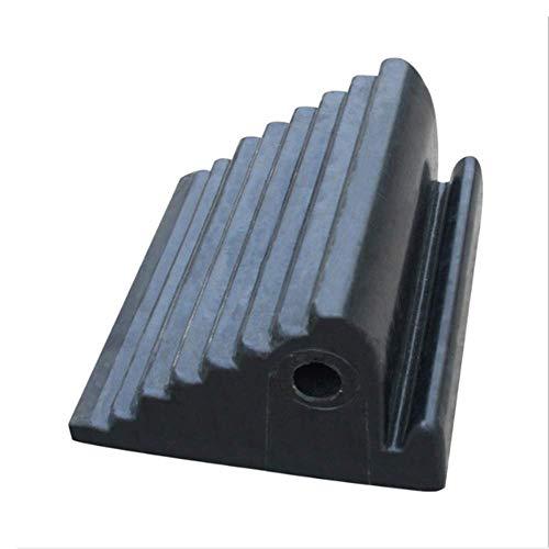 Unterlegkeile Für Auto-Gummi Dreieck Holz Auto-Reifen-Slope-Rampe Auto Stopper Tragbarer LKW-Reifen Skid Parken-Unterstützung Für RV LKW-Anhänger-Hilfen, Die Sie Sichern Ihr Auto