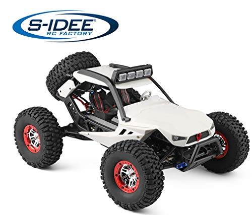 s-idee® S12429 RC Auto Buggy Off-Road Car 1:12 mit 2,4 GHz WL 12429
