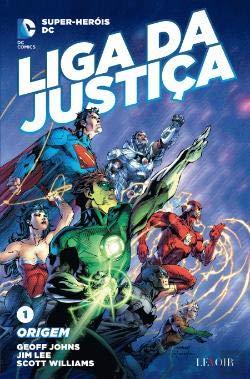 Liga da Justiça - Origem
