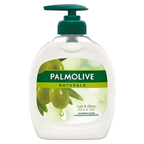 Palmolive Seifenpumpe - Milch & Olive - 6er Pack (6 x 300ml)