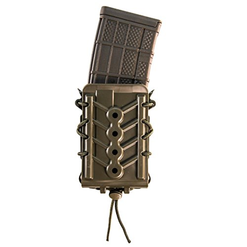 High Speed Gear HSGI HSG Polymer Version of The Taco with Universal Mounting Clip - Olive Drab