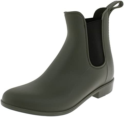 Details about  /Fashion Womens Ankle Rain Boot Waterproof Rubber Short Carf Anti-Slip Shoes Size