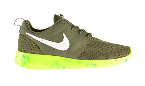 Nike Run Roshe M Zapatos Medio oliva