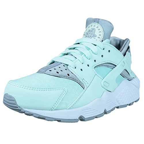 Nike Air Huarache Run Women's Shoes Igloo/Wolf Grey/White 634835-303 (7.5 B(M) US)