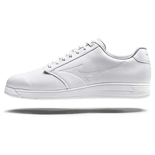 Mizuno G-Style Blanc 40.5, Chaussure DE Golf Homme