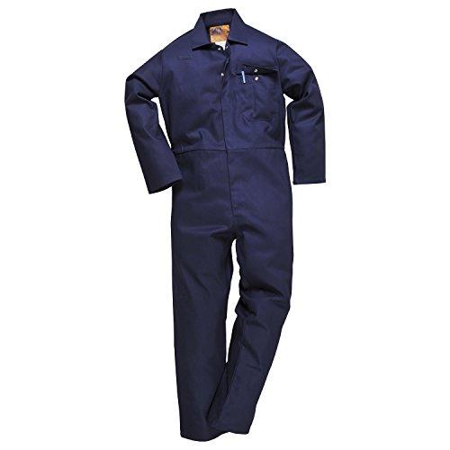 PORC030NAR5XL - Safe-Welder Coverall Navy - 5XL R - 5XL EU / 5XL UK