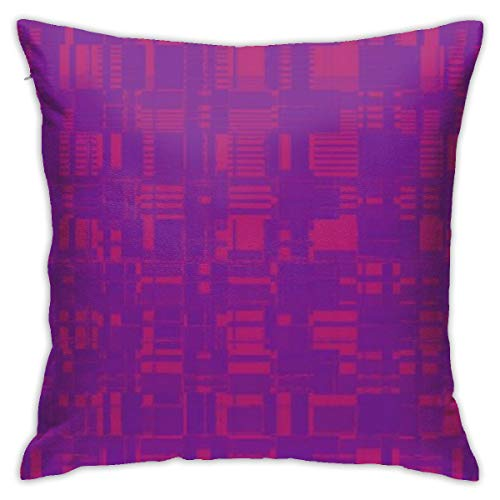 Moshow Pillowcases Cushion Covers decoration Bark Photo Mixed Color Back Ground on the Sofa car bed 45X45 CM