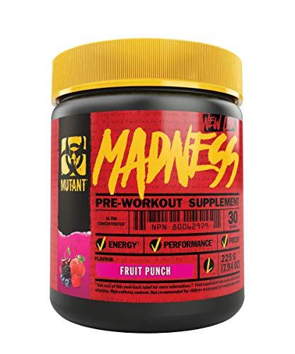 Mutant Madness Acide Aminé L-Citrulline