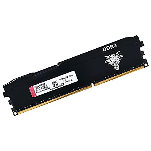 Yongxinsheng DDR3 1866 MHz 1600 MHz, DDR3 (4GB) 1600Mhz (Black), 4 Gb