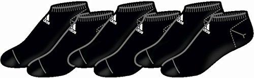 Adidas Corporate Liner Socke 3 Paar schwarz / 616330 Farbe: Black