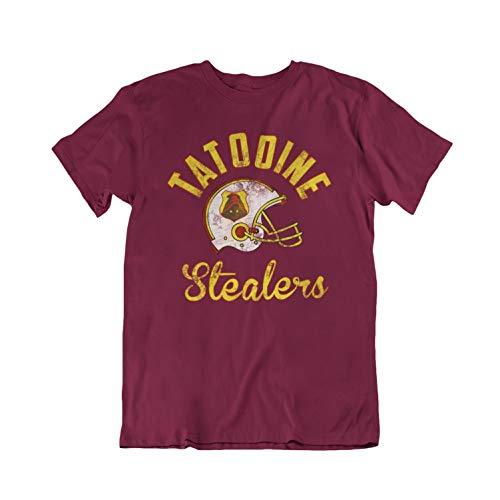 Jonny cotton Tattooine Stealers Football Mens Movie Inspired Inspiré du Film t Shirt