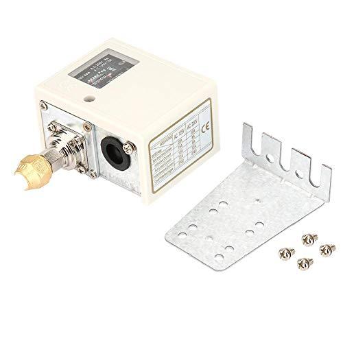 Keenso Drukschakelaarbesturing, elektronische luchtcompressor, drukregelaar, luchtwaterpomp, compressor, druk, centrale pneumatische regelklep