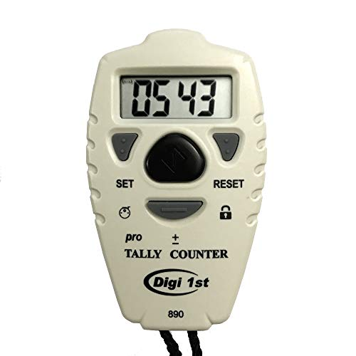 Digi 1st TC-890 Digital Hand Pitch and Tally Counter
