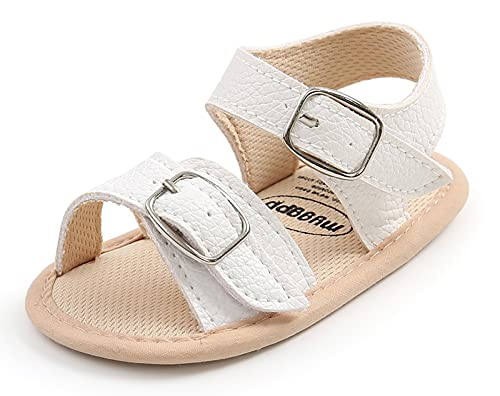 Panegy Infantil Sandalias de Cuero Bebe Zapatos de Verano Sandalias de Vestir...