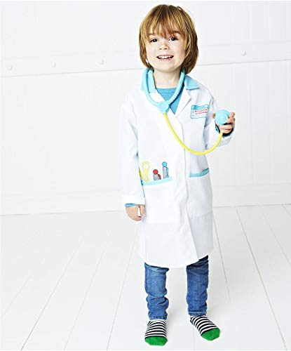 Early Learning Centre 106866 Doctor with Stethoscope, Unisex-Child, One Size