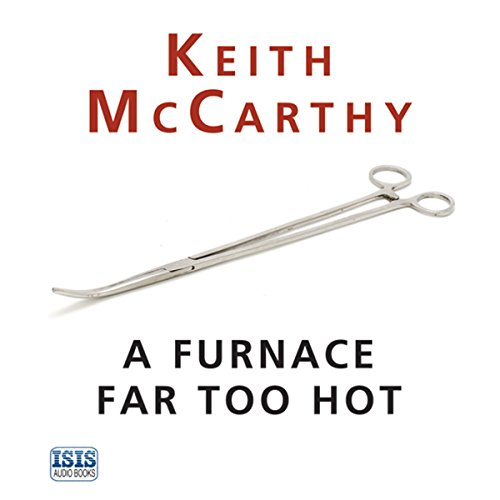 A Furnace Far Too Hot cover art