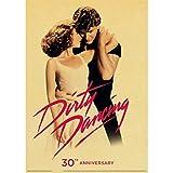 Vintage Poster Film Dirty Dancing Poster Wandaufkleber