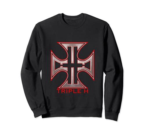 WWE Triple H 'Cross Logo' Graphic Sudadera