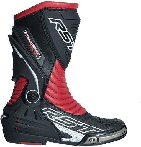 RST 2101 Tractech Evo III Sport CE Unisexe Bottes de moto – Rouge - red - 45