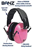 BANZ Kids Headphones – Hearing Protection Earmuffs For Children –...