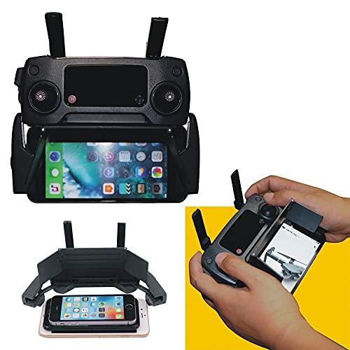 V-MAXZONE 4.7-5.5En Phone Sun Hood Sombrero Plegable Sombra para dji para Mavic Pro Spark Mavic Air Mavic 2 Zoom Pro Pro Drone Controller Accesorios