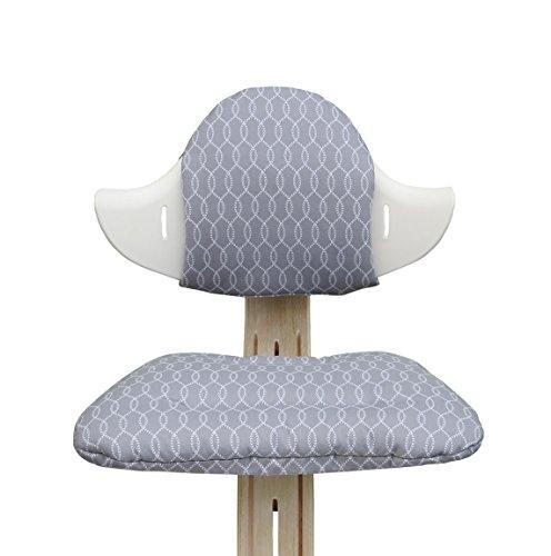 Blausberg Baby - Sitzkissen Set für Nomi Hochstuhl von Evomove - Sailor...