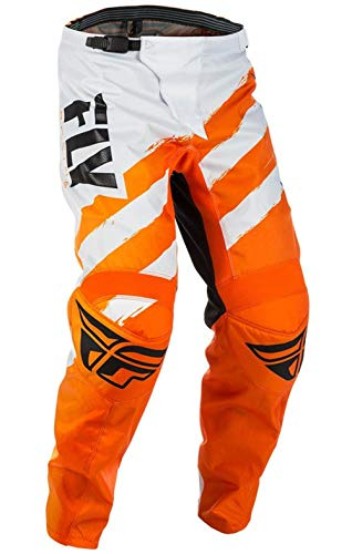 Fly Racing Cross Hose F-16 Orange Gr. 34