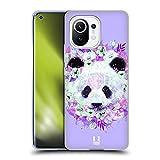 Head Case Designs Panda Animales Encantados Carcasa de Gel de Silicona Compatible con Xiaomi Mi 11