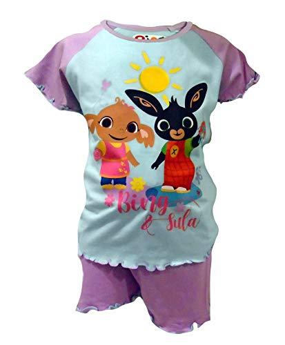Bing & Sula Meisjes Pyjama met korte mouwen