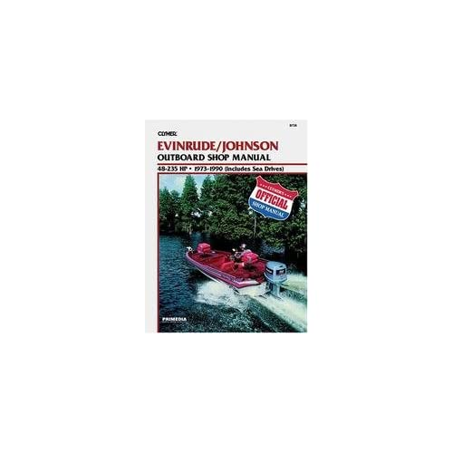 Johnson Outboard Manual: Amazon com