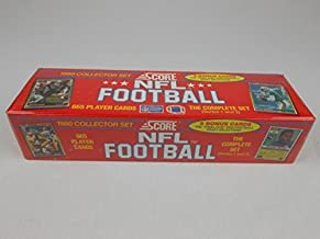 score 1990 nfl collector set