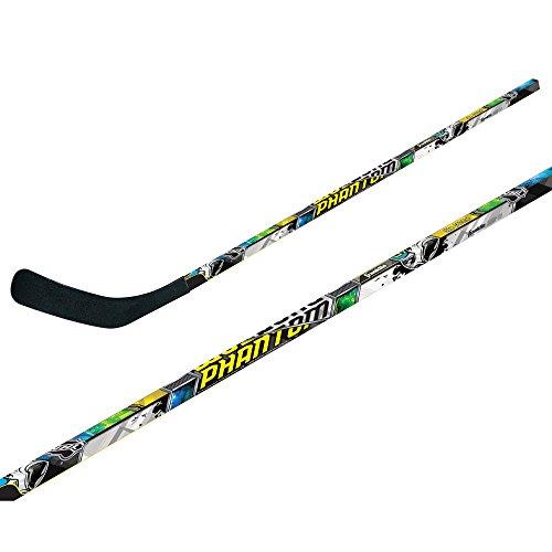 Franklin Sports Hockey Stick - Left Handed - 56 Inch - NHL - Phantom