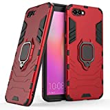 Cocomii Black Panther Ring Huawei Honor View 10/Honor V10 Coque, Svelte Mat Kickstand Verticale &...