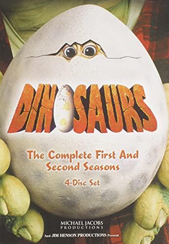 Dinosaurs: Complete First & Second Season (4 Dvd) [Edizione: Stati Uniti] [Italia]