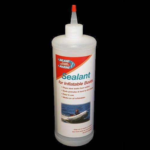 Inland Marine USA Inflatable Boat, Dinghy and Raft Sealant
